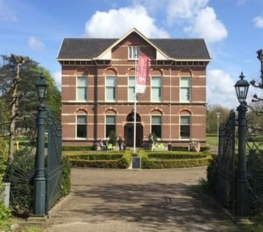 Asbestmuseum exposeert in P.C. St. Joris in Delft